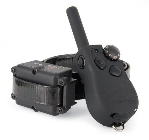 SportDOG e Collar - YardTrainer 350 Training Collar - Up to 300 yards - Waterproof Collar - 8 Adjustable Levels of Correction - SD-350