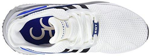 adidas Boys' EQT Cushion Adv Fitness Shoes, Black White (Ftwbla/Negbas/Reauni 000)