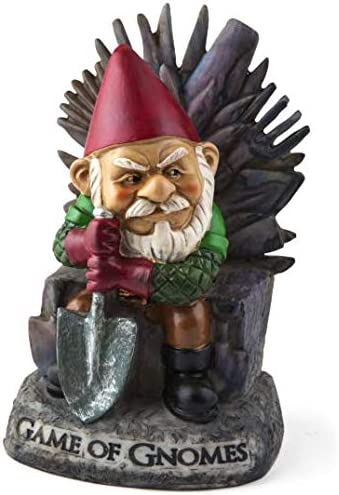 Garten Gadget: Gartenzwerg Game of Gnomes