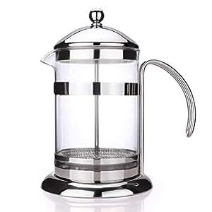 Amazon.com: APOTA - Cafetera de café con prensa francesa y ...