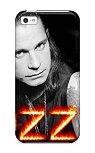 Iphone 5c Case Slim [ultra Fit] Ozzy Osbourne Protective Case Cover