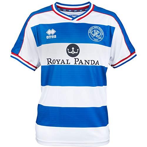 Errea 2018-2019 QPR Home Football Shirt