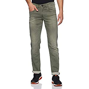 Louis Philippe Jeans Men's Slim Fit Jeans 12