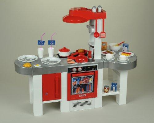 Klein 9160 cocina de juguete color rojo y blanco - Cocina miele juguete ...
