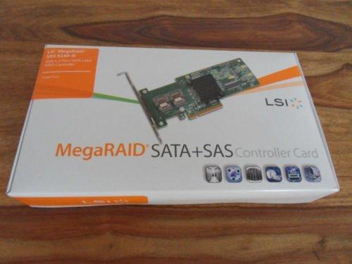 Megaraid Sas 9240-4I Single by LSI Logic