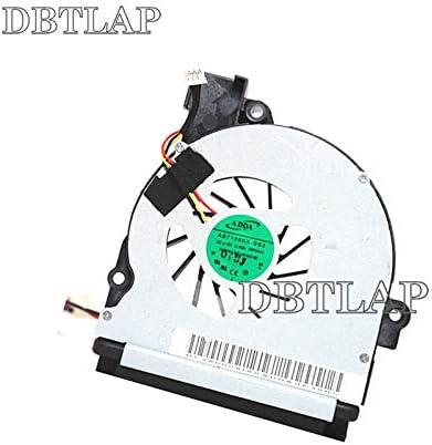 DBTLAP Laptop Fan Compatible for Toshiba Satellite P745-S4217 CPU Fan