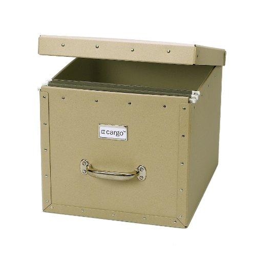 Cargo Classic Dual File Box, Khaki by cargo