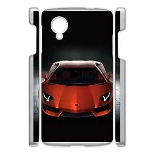 Google Nexus 5 Protective Phone Case logo lamborghini ONE1232610