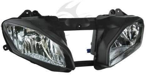 Replacement of Gloss Black ABS Body work Fairing Kit w//screw For HONDA CBR600RR 2009-2011 INJECTION XKMT