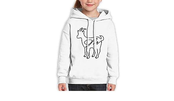 Erin Forman Womens Popular Celebrity Hooded Sweater Erika Costell Logo White