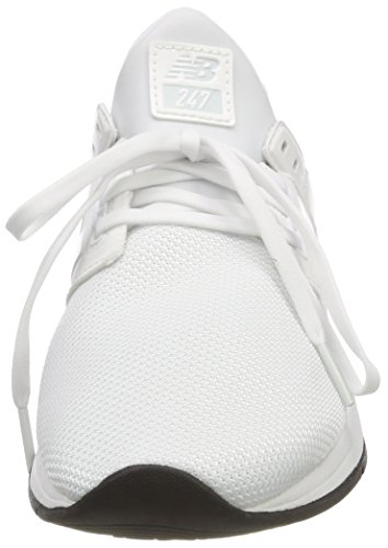 Balance Ud dames 247v2 New metallic wit sneakers wit wit 8dHwzq
