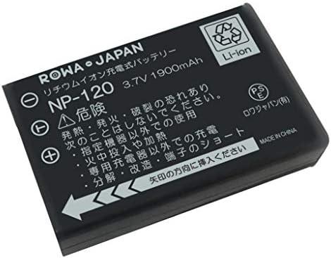 【ロワジャパン社名明記のPSEマーク付】ペンタックス Optio 450 550 750 MX の D-LI7 互換 バッテリー