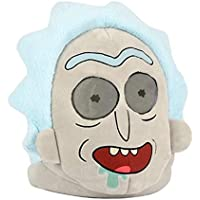 Maskimals Oversized Plush Halloween Mask Rick