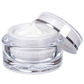 Vivo Per Lei Day Cream, Dead Sea Face Cream for Dull, Dry Skin, Moisturizing Day Cream with Shea Butter, Non Greasy Day Moisturizer, Hydrating Face Cream for Women