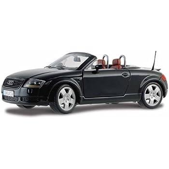 Amazoncom Maisto Die Cast Scale Metallic Grey Audi TT - Audi tt roadster