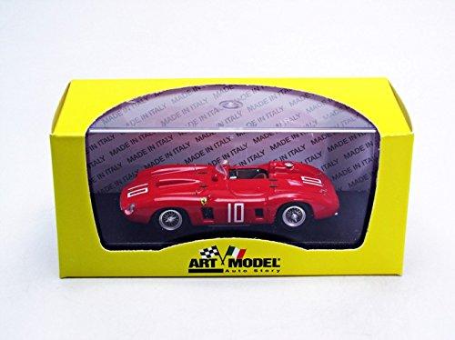Ferrari 290 MM, No.10, 1000 Km Buenos Aires, Aires, Aires, 1957, Modellauto, Fertigmodell, Art Model 1 43 5a29b3