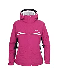 Trespass Womens/Ladies Ginny Waterproof Winter Ski Jacket