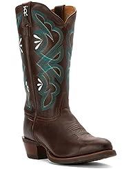 Tony Lama Womens 3R Western Boots