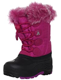 Kamik Baby Girl's Snowgypsy Snow Boots