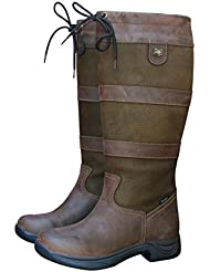 Dublin Ladies River Boots II Chocolate