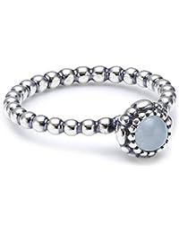 Sparkling Bow Ring Pandora Rose Clear Cz Amazon