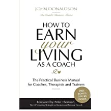 How to Earn Your Living as a Coach