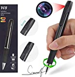 Hidden Camera - Spy Camera - Mini Spy Camera LKcare 1080p HD Spy Camera Pen 2.5 Hours Video Taking Battery Life with 32GB Memory for Business Conference and Security