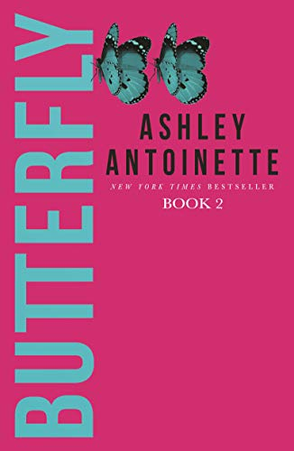 Book Cover: Butterfly 2