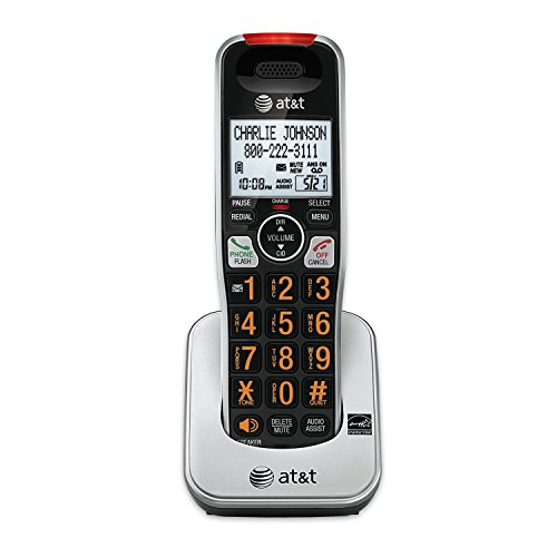 AT & T CRL80112 DECT 6.0 Expansion Handset w/ High Definitio