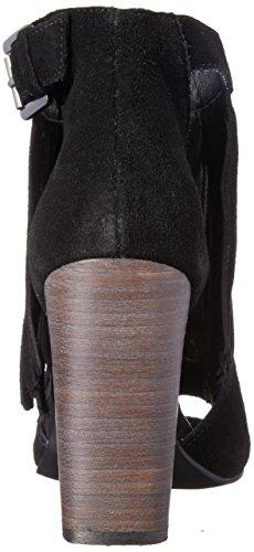 Bootie Women's Black Suede Chinese Boho Laundry 7HvTpT