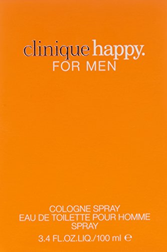 020714080310 - Happy by Clinique for Men Cologne 3.4 oz Spray carousel main 1