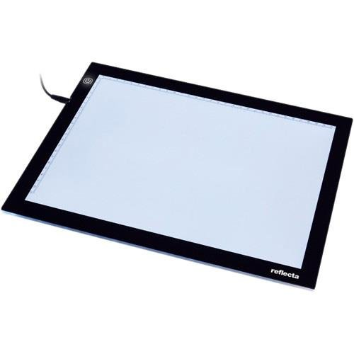 Reflecta A4 8x12'' Super Slim LED Lightbox Pad by REFLECTA/BOGEN