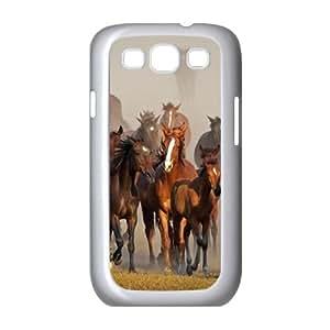 Horse DIY Hard Case for Samsung Galaxy S3 I9300 LMc-80549 at LaiMc