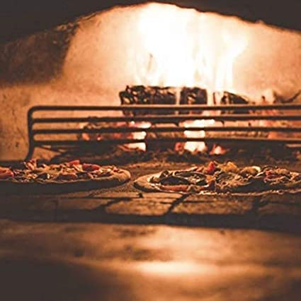 Camping Wood Logs FSC Approved |Ideal for Fire Stoves Log Burner Easy to Ignite Kiln Dried Hardwood Burning Logs| Approx 16KG Pizza Ovens Fire Pits