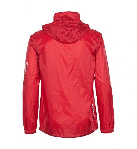 Cap cazadora chaqueta du rojo CRANY hombre Vent ZwTgF5qT
