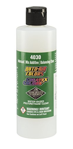 Createx Colors 4030 Intercoat & Mix Additive 8oz. - Mixes Color