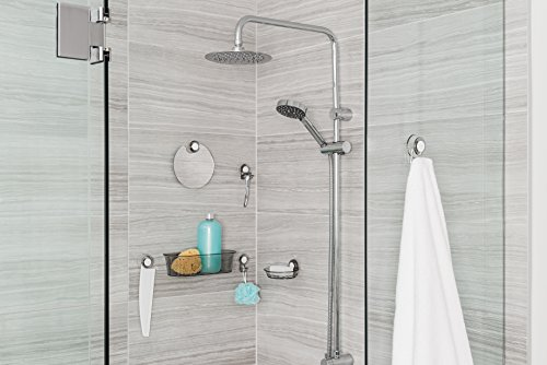 Better Living Products 13406 FineLine 4-Tier Shower Caddy with ...