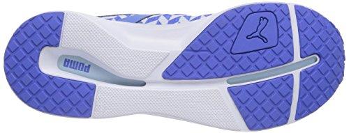 Puma Pulse XT Clash Wns - zapatillas deportivas de material sintético mujer azul - Blau (01 ultramarine)
