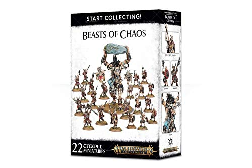 Warhammer Fantasy Miniatures - Start Collecting! Beasts of Chaos Warhammer Age of Sigmar