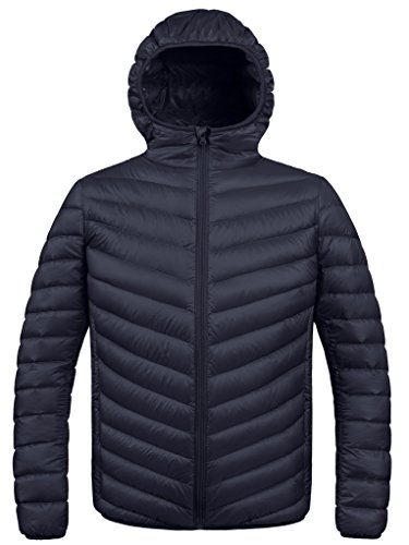ZSHOW Winter Hooded Packable Jacket product image