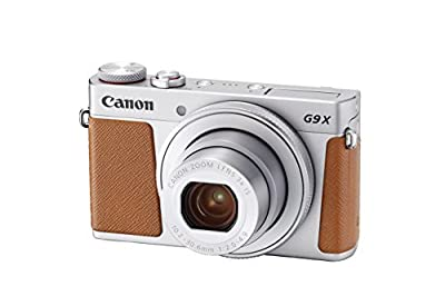 Canon PowerShot G9 X Mark II (Black) by Canon