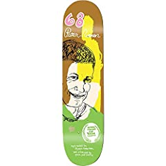 """This The Killing Floor Skateboards deck measures 7.75"""" wide x 31.5"""" long and is ideal for every skill level, from beginner to pro. This Tim Kerr Guest 1 deck by The Killing Floor Skateboards is rock-solid with tons of pop and ready for a stai..."""