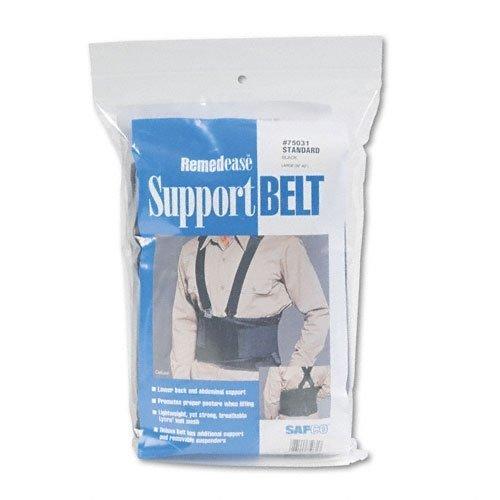 SAF75031 - Safco Remedease Standard Back Support