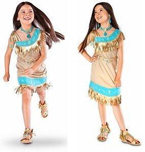 Save  sc 1 st  Desertcart & Disney Store Pocahontas Indian Princess Costume Size XXS 2-3 - Buy ...