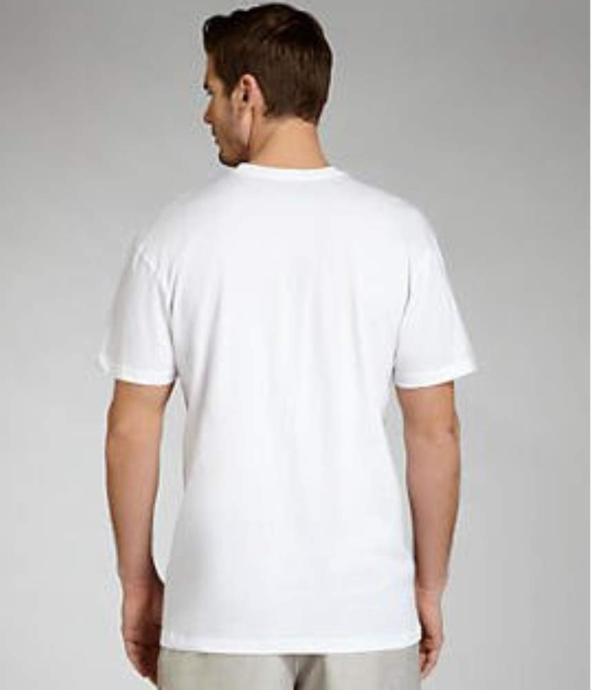 Polo Ralph Lauren Classic Crew Neck T-Shirt 3-Pack, X-Large, White by Polo Ralph Lauren