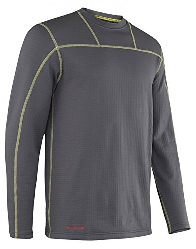 Hot Terramar Ecolator CS 3.0 Long Sleeve Fleece Crew Shirt - Men39;s hot sale FvBf8AAe