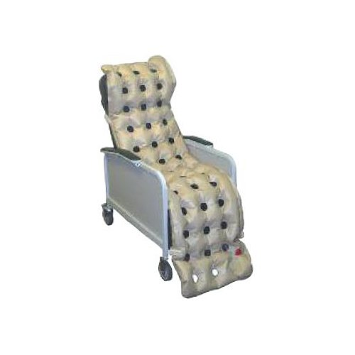 Dermacare Full Chair Pad Waffle 21 X 72 X 3 Inch Air Cells (6EA/CS) - BMC-MON 59764300 by Miller Supply Inc