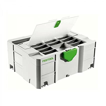 Festool 498390 - SYSTAINER T-LOC DF SYS 3 TL-DF
