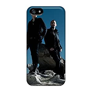 CharlesPoirier Iphone 5/5s Protective Cell-phone Hard Cover Customized Attractive Linkin Park Skin [ZOO13532LVgG]