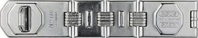 "ABUS 110/230 Hardened Steel Concealed Hinge Pin Hasp (9"")"
